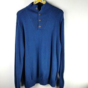 New Mens Sweater Sz L